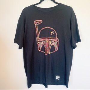 Star Wars Futura Laboratories Black TShirt XL